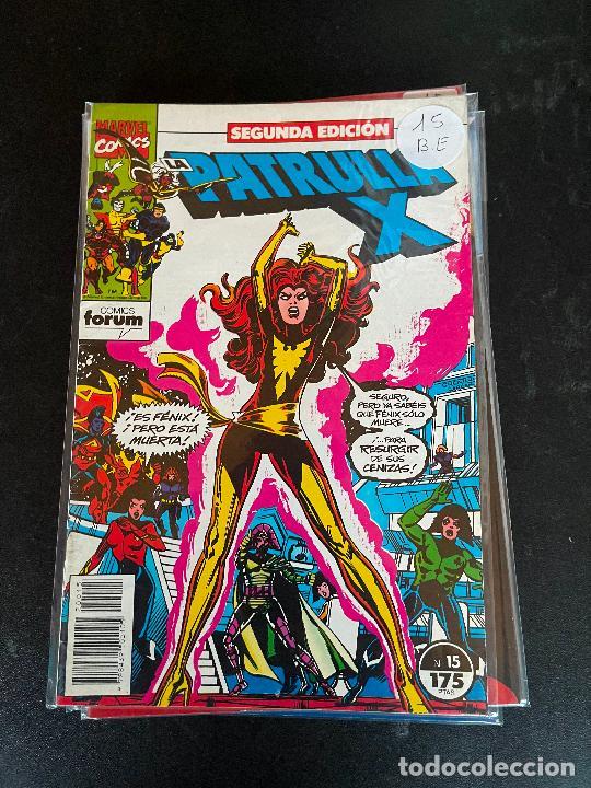 FORUM SEGUNDA EDICION PATRULLA X NUMERO 15 BUEN ESTADO (Tebeos y Comics - Forum - Daredevil)