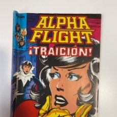 Cómics: ALPHA FLIGHT. Nº 6 - ¡TRAICIÓN! COMICS FROUM.. Lote 235280720