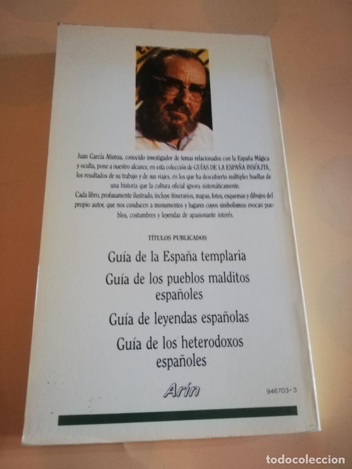 Cómics: GUIA DE LOS PUEBLOS HETERODOXOS ESPAÑOLES. JUAN G. ATIENZA. 1ª EDICION 1985. - Foto 3 - 235281260