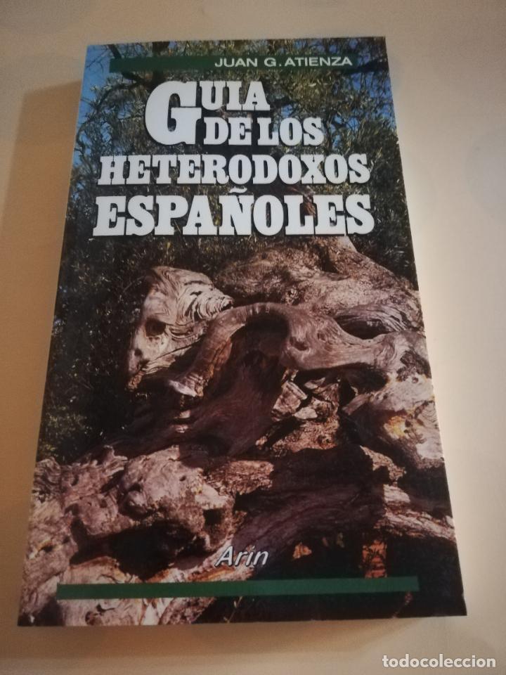 GUIA DE LOS PUEBLOS HETERODOXOS ESPAÑOLES. JUAN G. ATIENZA. 1ª EDICION 1985. (Tebeos y Comics - Forum - Alpha Flight)