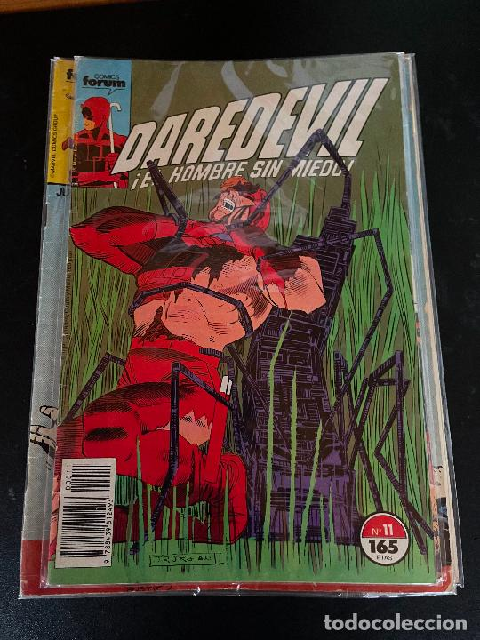 FORUM DAREDEVIL NUMERO 11 NORMAL ESTADO (Tebeos y Comics - Forum - Daredevil)