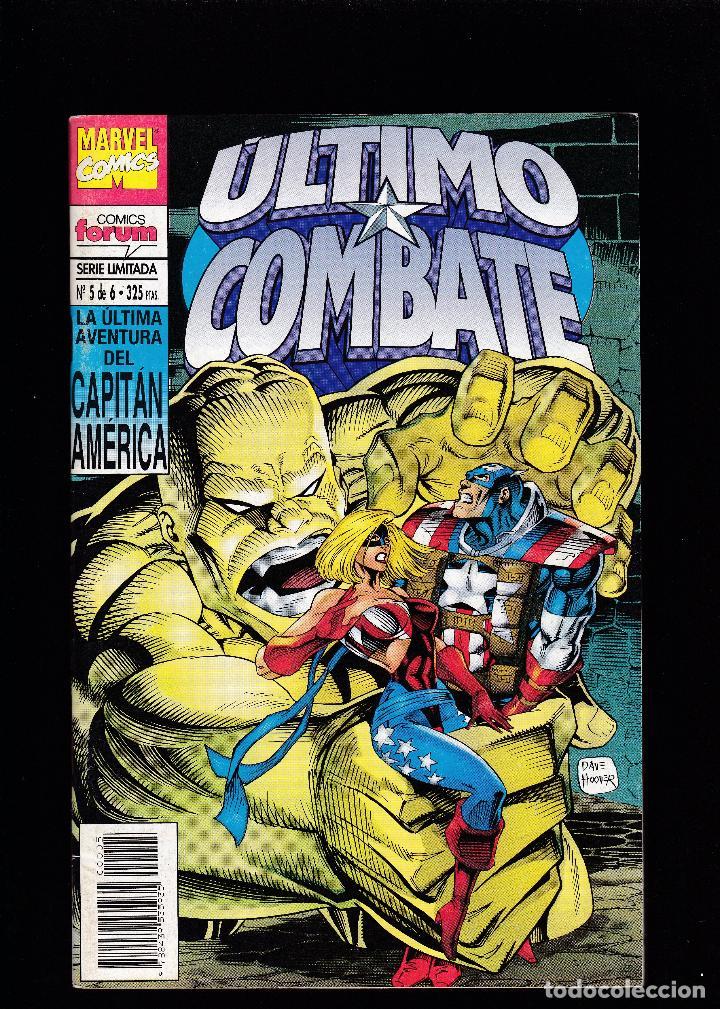 CAPITÁN AMÉRICA: ÚLTIMO COMBATE - Nº 5 DE 6 - ¡LOS DIAMANTES NO SON PARA LA ETERNIDAD! - FORUM - (Tebeos y Comics - Forum - Capitán América)