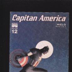 Cómics: CAPITÁN AMÉRICA - VOL. 5 Nº 12 - HIELO: PARTE 1 DE 5 - FORUM -. Lote 235307775