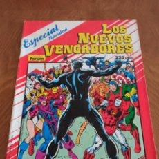 Cómics: LOS NUEVOS VENGADORES ESPECIAL NAVIDAD 1987. Lote 235345390