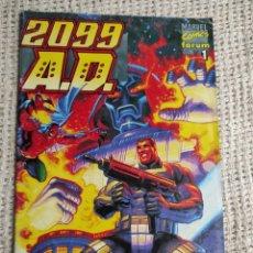 Cómics: 2099 AD A.D. Nº 1 ESPECIAL / KAVANAGH MARC CAMPOS -ED. FORUM. Lote 235350745