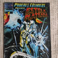 Cómics: PODERES CÓSMICOS Nº 1 ESTELA PLATEADA -ED. FORUM. Lote 235351965