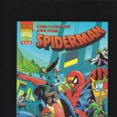 Cómics: SPIDERMAN DE CLAREMONT Y BYRNE - Nº 1 DE 3 - FORUM -. Lote 235359775