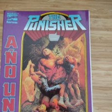 Cómics: THE PUNISHER AÑO UNO FORUM. Lote 235365135