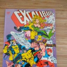 Cómics: EXCALIBUR VS X MEN CRUCES EN X FORUM COLECCION PRESTIGIO 55 VOL. 1. Lote 235366785