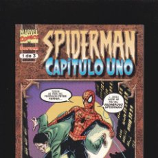 Cómics: SPIDERMAN - CAPÍTULO UNO - Nº 1 DE 3 - FORUM -. Lote 235373350