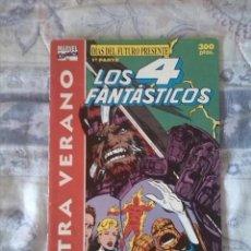Cómics: LOS 4 FANTÁSTICOS EXTRA VERANO 1991 - DÍAS DEL FUTURO PRESENTE 1ª PARTE. Lote 235399970