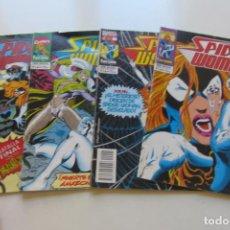 Cómics: SPIDER WOMAN COMPLETA Nº 1 2 3 4 FORUM 1993 MUCHOS EN VENTA PIDE FALTAS ARX48. Lote 235401940