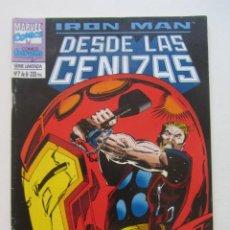 Cómics: IRON MAN DESDE LAS CENIZAS Nº 7 FORUM MUCHOS EN VENTA PIDE FALTAS ARX48. Lote 235402160