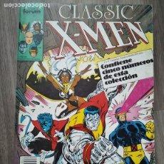 Cómics: CLASSIC X-MEN 6 AL 10 RETAPADO DE FORUM. Lote 235404935