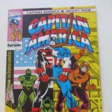 Cómics: CAPITAN AMERICA & MIGHTY THOR V II VOL 2 Nº 4 1993 FORUM MUCHOS EN VENTA PIDE FALTAS ARX48. Lote 235432710