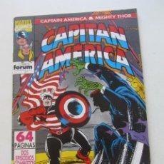Cómics: CAPITAN AMERICA & MIGHTY THOR V II VOL 2 Nº 3 1993 FORUM MUCHOS EN VENTA PIDE FALTAS ARX48. Lote 235434960