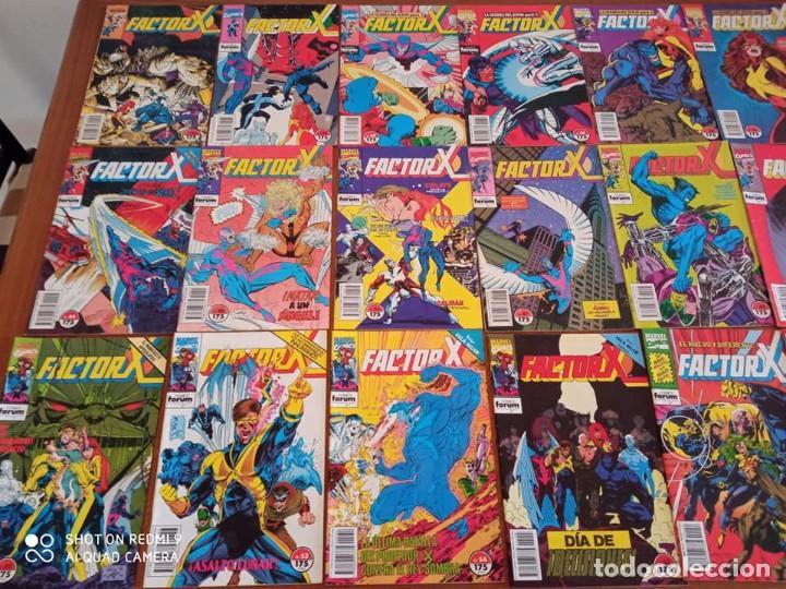 Cómics: FACTOR X - (72 COMICS) - Foto 5 - 235489255