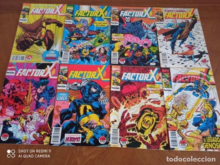 Cómics: FACTOR X - (72 COMICS) - Foto 6 - 235489255
