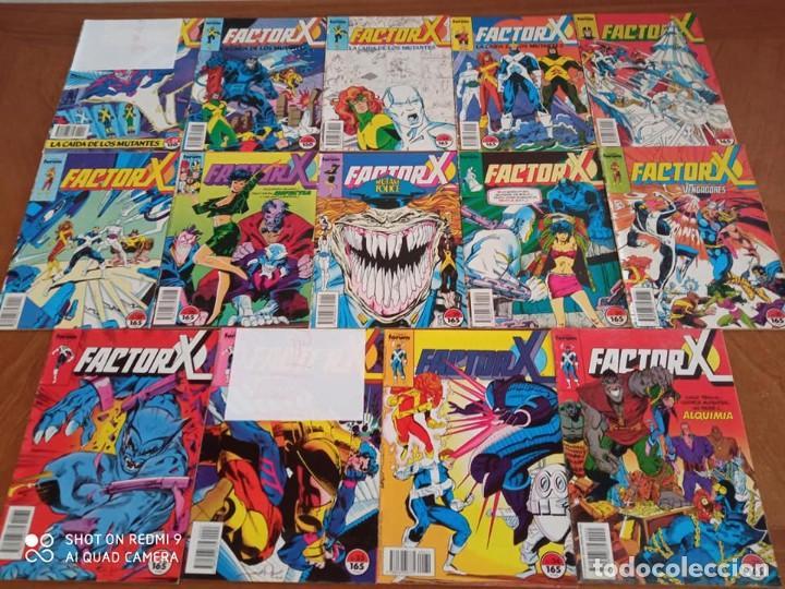Cómics: FACTOR X - (72 COMICS) - Foto 7 - 235489255