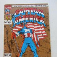 Cómics: CAPITAN AMERICA & MIGHTY THOR V II VOL 2 Nº 1 1993 FORUM MUCHOS EN VENTA PIDE FALTAS ARX48. Lote 235491455