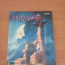Cómics: SPIDERMAN ESPIRITUS DE LA TIERRA CHARLES VESS FORUM. Lote 235500630