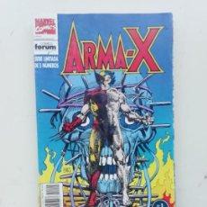 Cómics: ARMA X. Lote 235517470