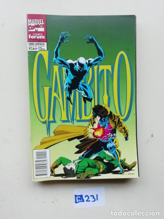GAMBITO (Tebeos y Comics - Forum - Otros Forum)