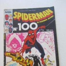 Cómics: SPIDERMAN Nº 100 VOL 1 FORUM SIN POSTER MUCHOS EN VENTA PIDE FALTAS ARX47. Lote 235552635