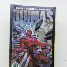 Cómics: RUINAS. Lote 235579895