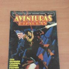 Cómics: AVENTURAS BIZARRAS Nº 10. FORUM,1983.. Lote 235592920