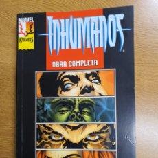 Cómics: INHUMANOS, OBRA COMPLETA, FORUM. Lote 235621455