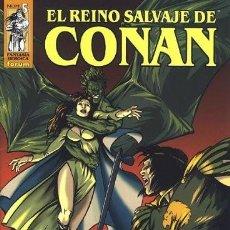 Cómics: EL REINO SALVAJE DE CONAN Nº 5. Lote 235718190