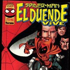 Cómics: SPIDERMAN - SPIDER-MAN: EL DUENDE VIVE - SEPTIEMBRE 1997 - 112 PÁGINAS + CUBIERTAS - FORUM -. Lote 235797840