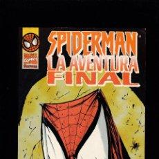 Cómics: SPIDERMAN - SPIDERMAN: LA AVENTURA FINAL - SEPTIEMBRE 1996 - 136 PÁGINAS + CUBIERTAS - FORUM -. Lote 235799300