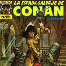 Cómics: LA ESPADA SALVAJE DE CONAN EL BARBARO VOL. 1 Nº 110. Lote 235802480