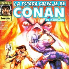 Cómics: LA ESPADA SALVAJE DE CONAN EL BARBARO VOL. 1 Nº 117. Lote 235803325
