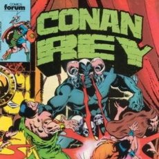 Cómics: CONAN REY Nº 13. Lote 235810370