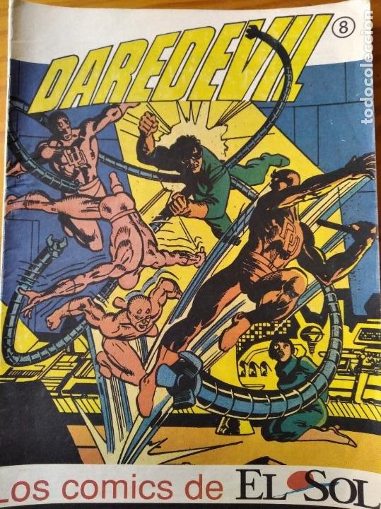 DAREDEVIL Nº 8 - LOS COMICS DE EL SOL (Tebeos y Comics - Forum - Daredevil)