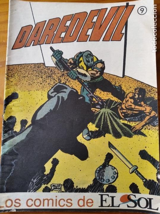 DAREDEVIL Nº 9 - LOS COMICS DE EL SOL (Tebeos y Comics - Forum - Daredevil)