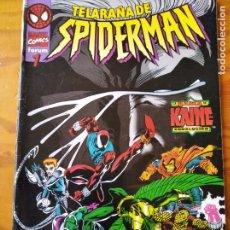 Cómics: TELERAÑA DE SPIDER-MAN Nº 1- MARVEL COMICS FORUM. Lote 235830615