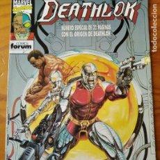 Cómics: DEATHLOK Nº 1 - MARVEL COMICS FORUM. Lote 235831300