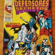 Cómics: DEFENSORES SECRETOS Nº 3 - MARVEL COMICS FORUM. Lote 235831390