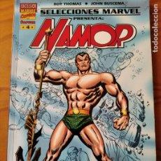 Cómics: NAMOR - TOMO SELECCIONES MARVEL DEL 1 AL 6 USA - MARVEL COMICS FORUM. Lote 235831830
