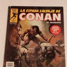 Cómics: SERIE ORO LA ESPADA SALVAJE DE CONAN Nº 8 LA CIUDADELA EN EL CENTRO DEL TIEMPO - FORUM 1982. Lote 235847970