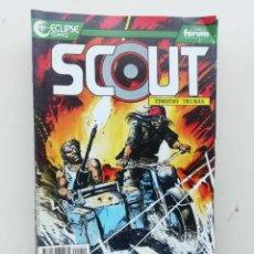 Cómics: SCOUT. Lote 235847980