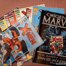 Cómics: COMIC TOMO ORIGENES MANRVEL + .CLASSIC X-MEN DEL 3 AL 10. Lote 235925880