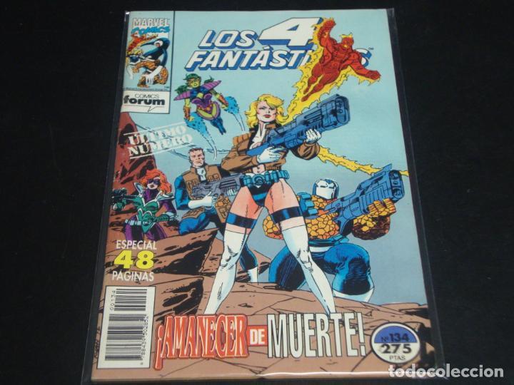 LOS 4 FANTASTICOS 134 (Tebeos y Comics - Forum - 4 Fantásticos)