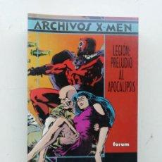 Cómics: ARCHIVOS XMEN. Lote 235974500