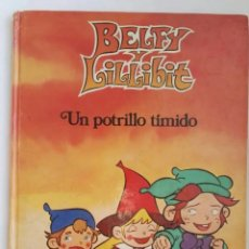 Cómics: BELFY Y LILLIBIT UN POTRILLO TÍMIDO EDICIONES FORUM. Lote 236020050
