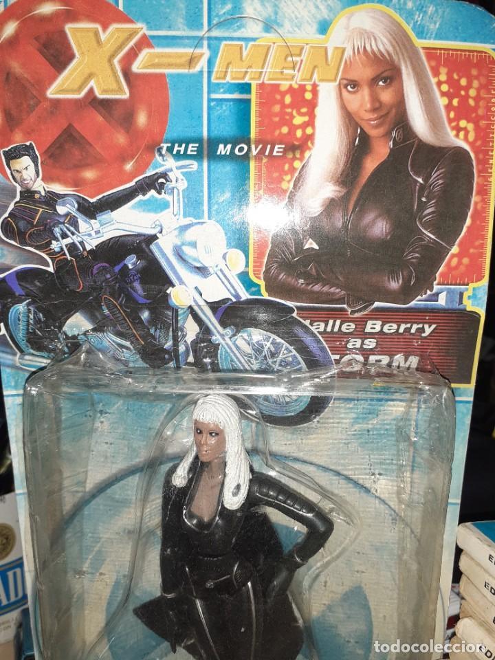 Cómics: Storm ,Tormenta,Patrulla X.Figura articulada de 16 cm.Halle Berry,X Men. - Foto 2 - 236027650